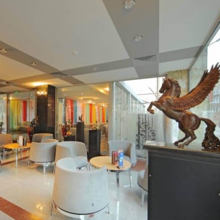 Хотел Сити - 5