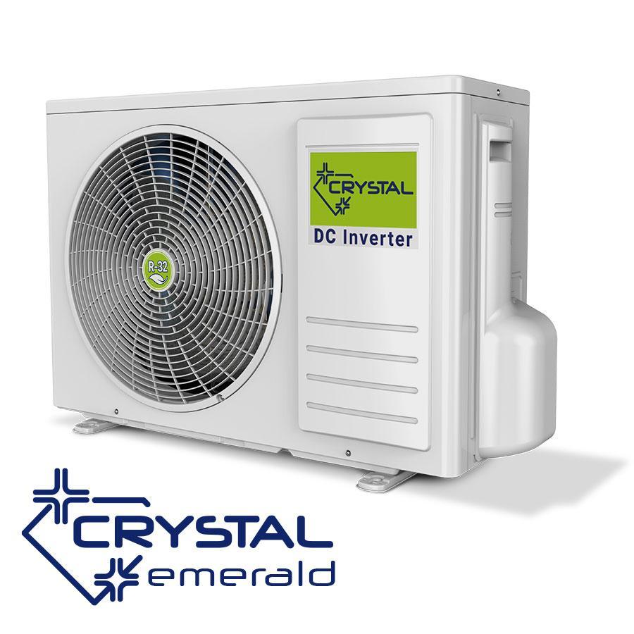 Crystal Emerald - Инверторен климатик - 4