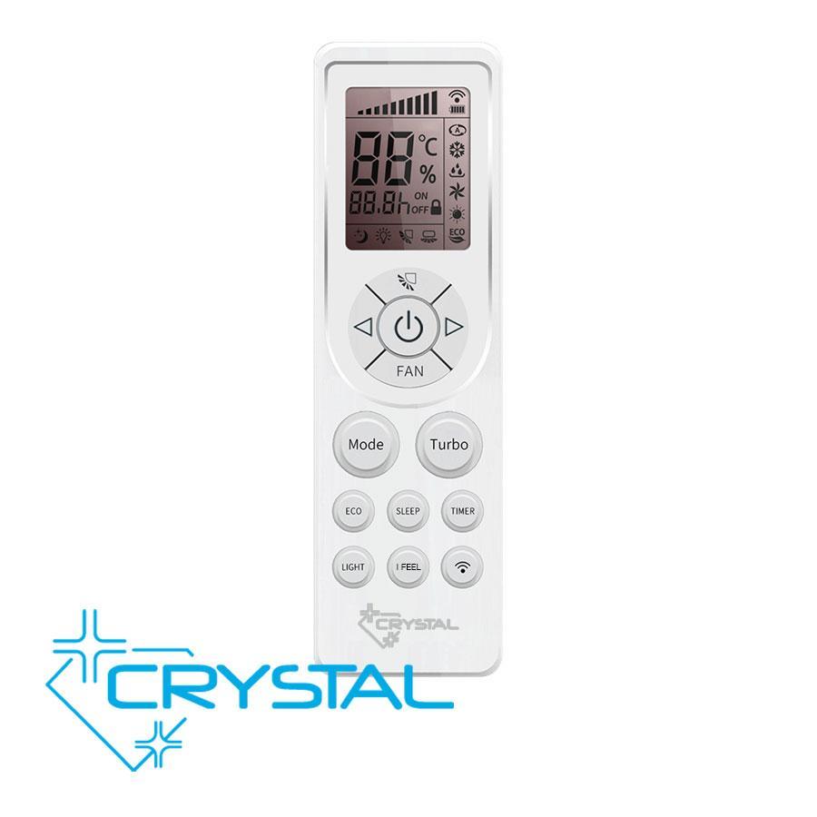 Crystal - Инверторен климатик - високостенен - 4