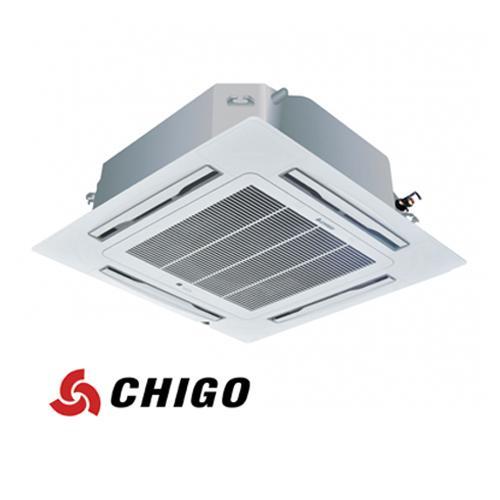 Chigo - Инверторен климатик касетен тип - 1
