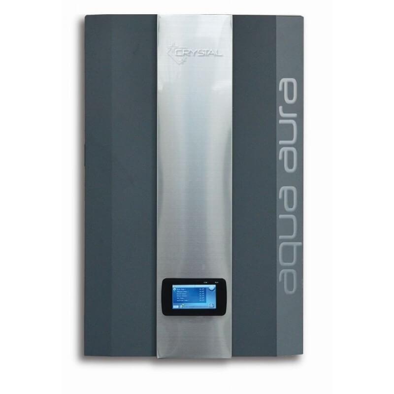Инверторна термопомпа въздух-вода Crystal - Aqua Aura 19 kW - 2