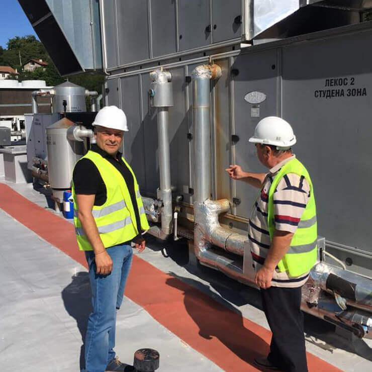Изработка на вентилационни инсталации за Монделйиз - Своге - 3