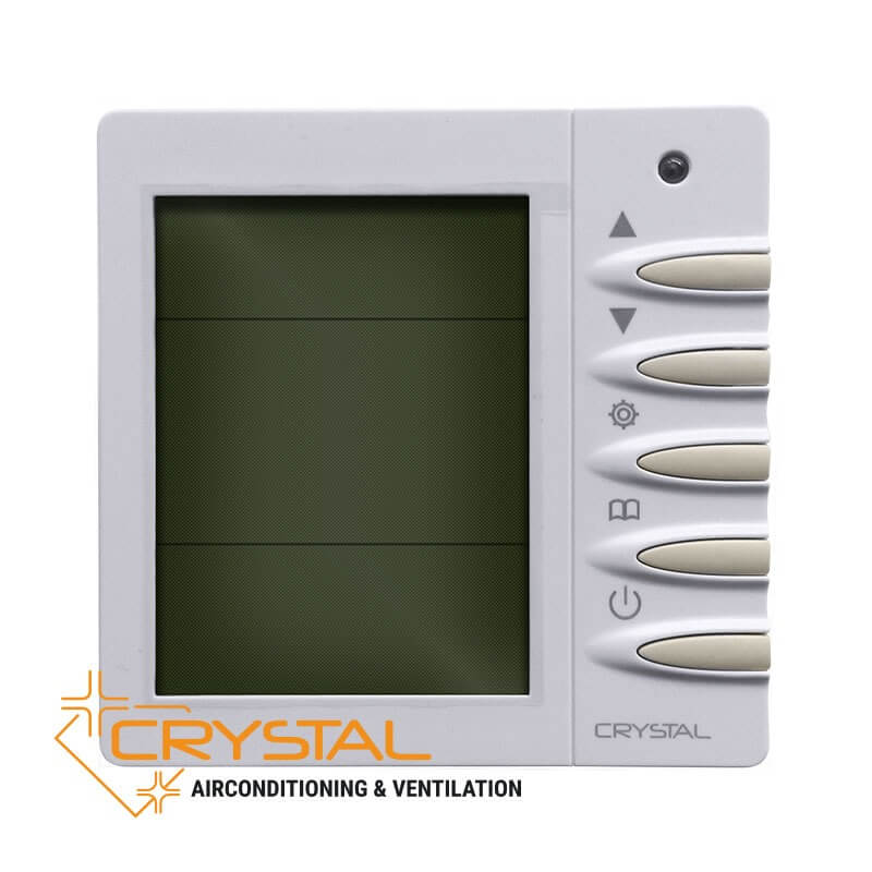 Рекуператор с японски топлообменник Crystal ECO 2000 - 5