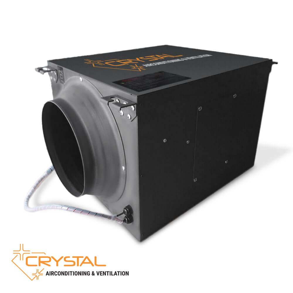 Саморегулиращ електрически нагревател за рекуператори - Crystal PTC - 1