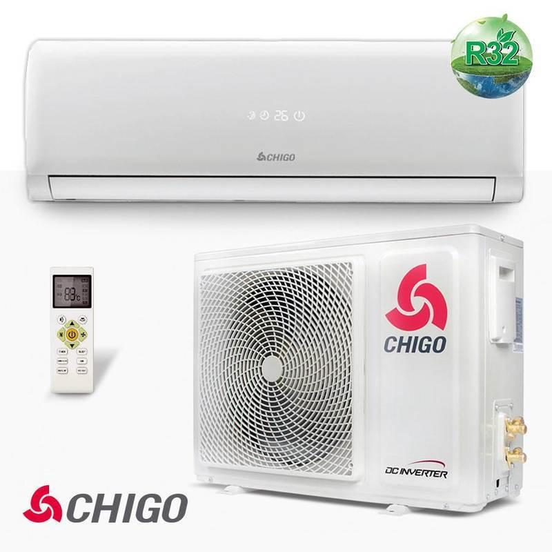 Chigo - Инверторен климатик - 10