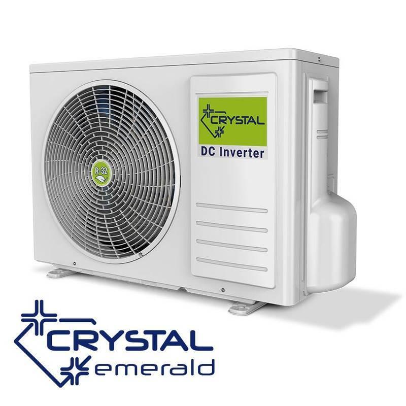 Crystal Emerald - Инверторен климатик - 13