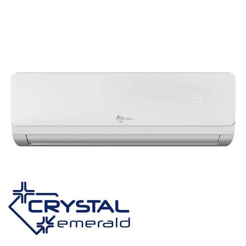 Crystal Emerald - Инверторен климатик - 11