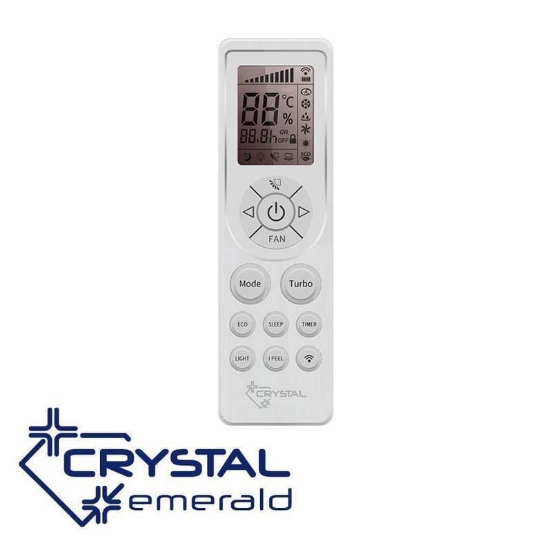Crystal Emerald - Инверторен климатик - 14