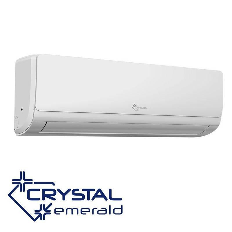 Crystal Emerald - Инверторен климатик - 12