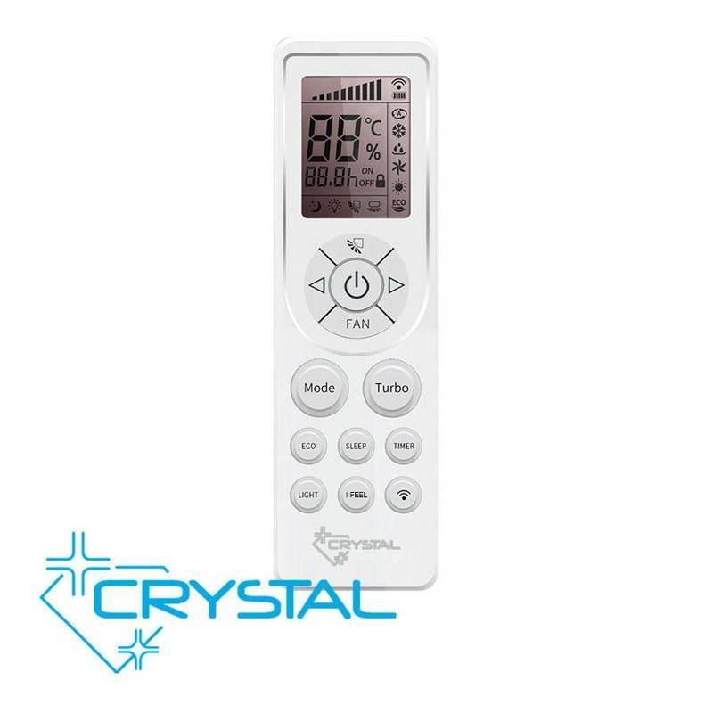 Crystal - Инверторен климатик - високостенен - 13