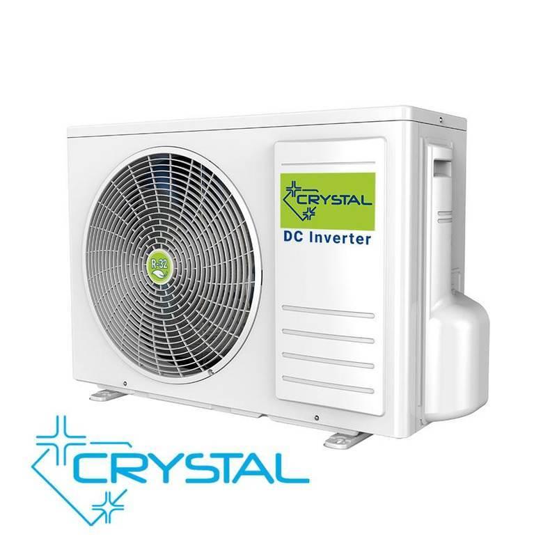 Crystal - Инверторен климатик - високостенен - 12