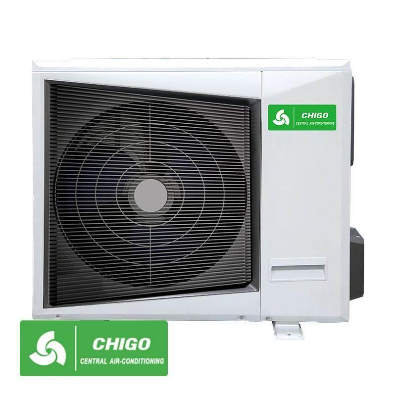 Chigo - Инверторен колонен климатик - 11