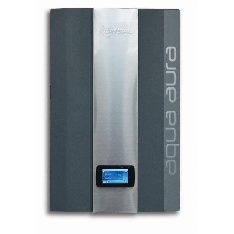 Инверторна термопомпа въздух-вода Crystal - Aqua Aura 19 kW - 11