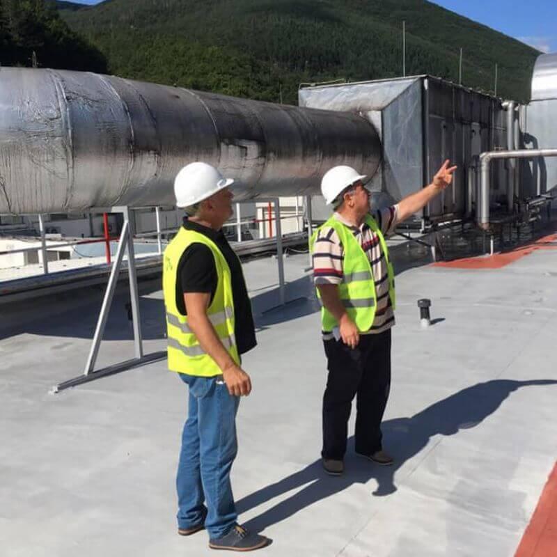Изработка на вентилационни инсталации за Монделйиз - Своге - 13