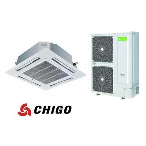 Chigo - Конвенционален климатик касетен тип - 10