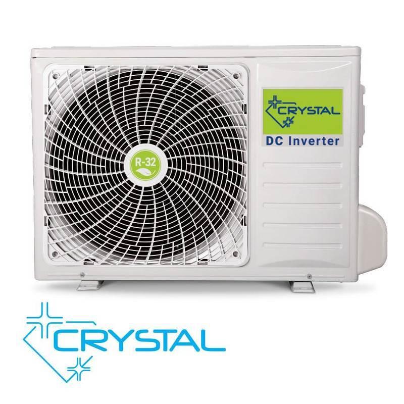 Crystal CCI-9H-UR4 - Конзолен климатик - 12