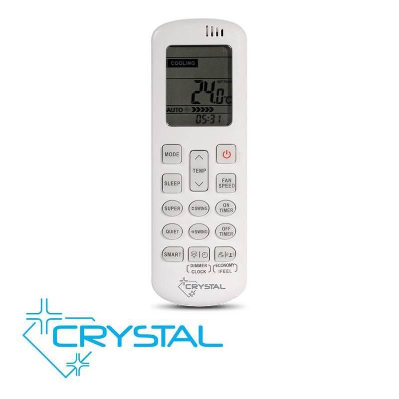 Crystal CCI-9H-UR4 - Конзолен климатик - 13
