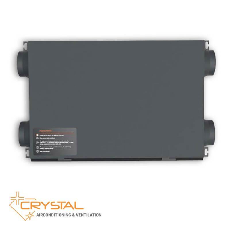 Рекуператор с японски топлообменник Crystal ECO 2000 - 11