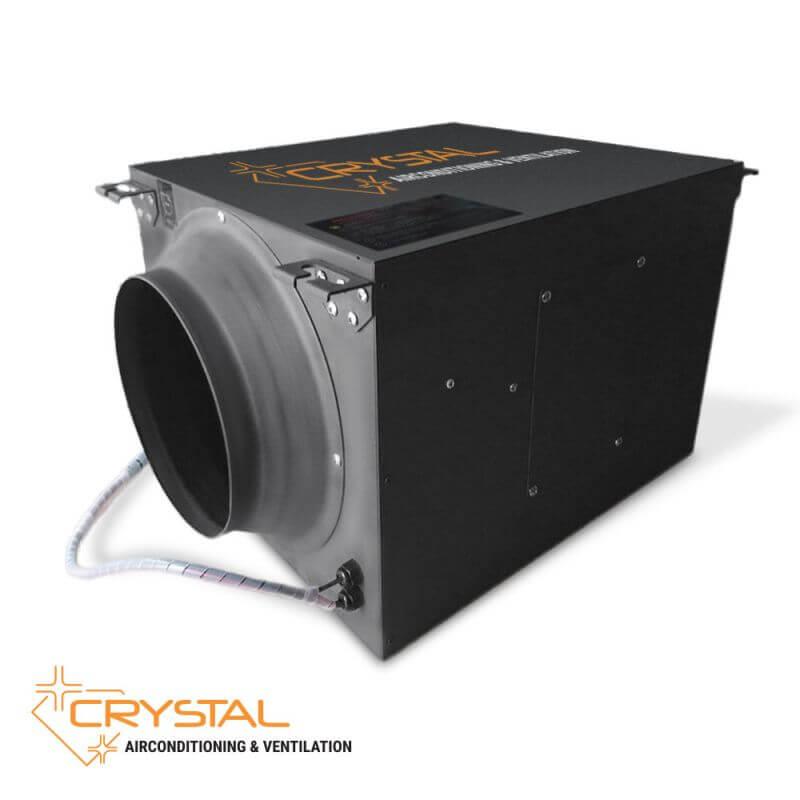 Саморегулиращ електрически нагревател за рекуператори - Crystal PTC - 10