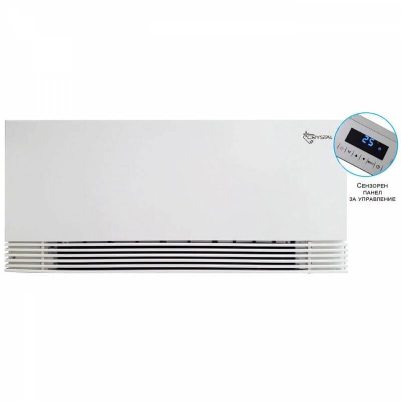Вентилаторен конвектор Crystal BGR-800 L/R - 10