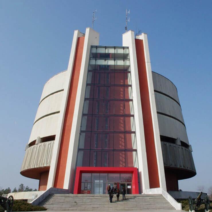 Централна климатизация и вентилация на Панорама Плевенска Епопея - 1