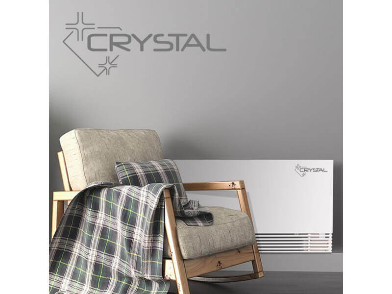 Вентилаторен конвектор Crystal BGR-600 L/R - 4